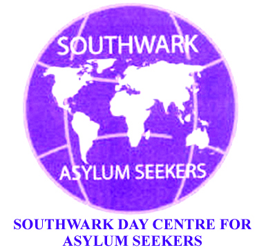 Inzamelingsactie voor Southwark Day Centre for Asylum Seekers