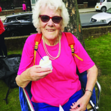 St John's Hospice 'Paint the Park Pink' Walk